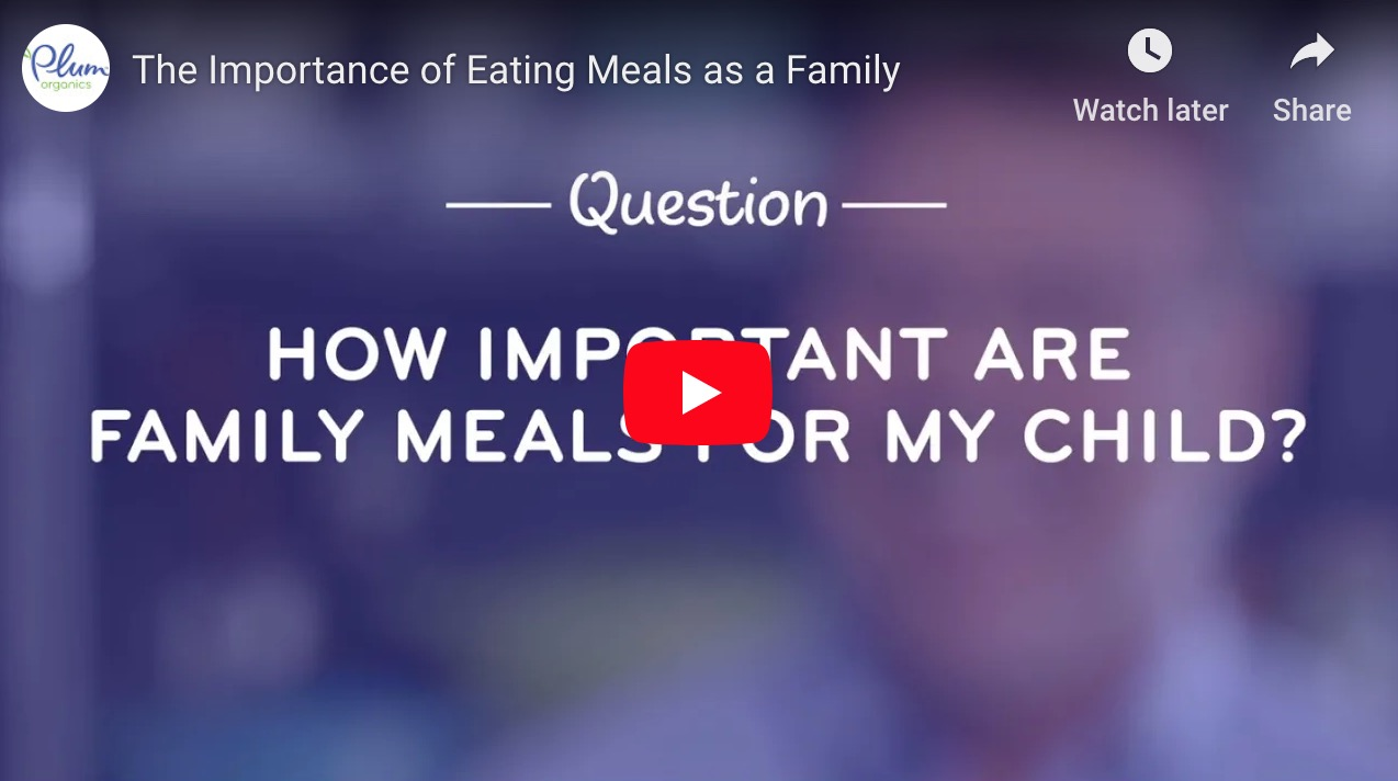 The Importance of Eating Meals as a Family