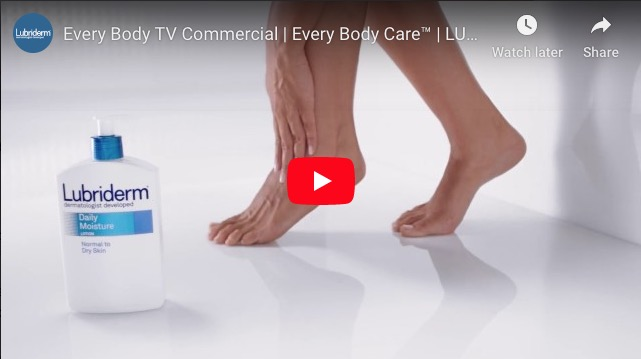 Every Body TV Commercial | Every Body Care™ | LUBRIDERM®