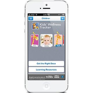 Kids' Wellness Tracker
