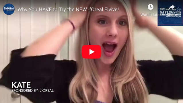 Why You HAVE to Try the NEW L'Oreal Elvive!