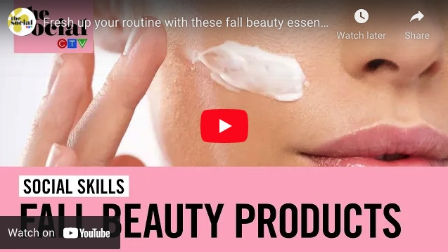 Fresh up your routine with these fall beauty essentials   The Social